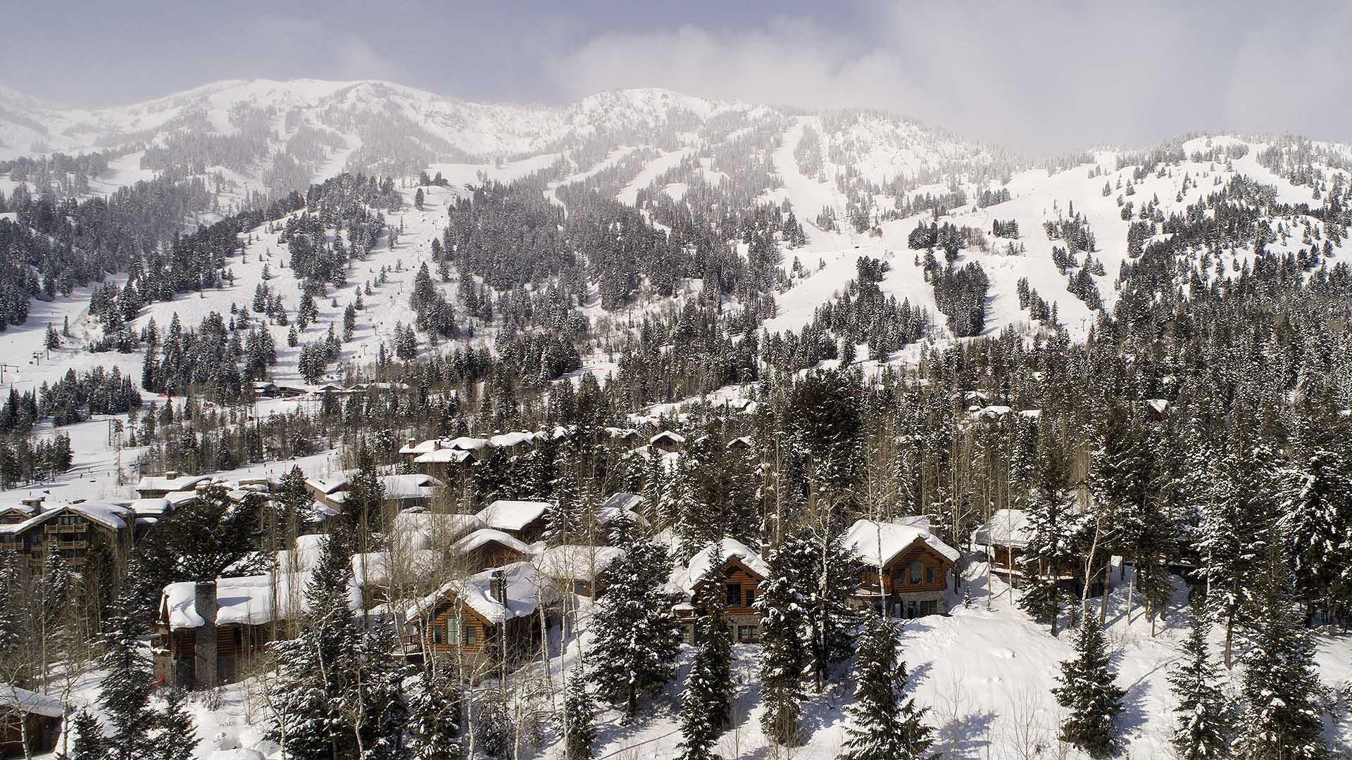 Teton Village Ski Real Estate
