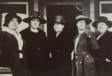 Jackson, Wyoming had the first all-woman city government in America elected to office in 1920. Wyoming was government in world history to allow women to vote, 1869.