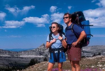 Teton Crest Trail, Grand Teton National Park