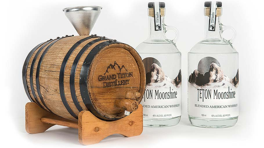 Grand Teton Distillery - Jackson Hole