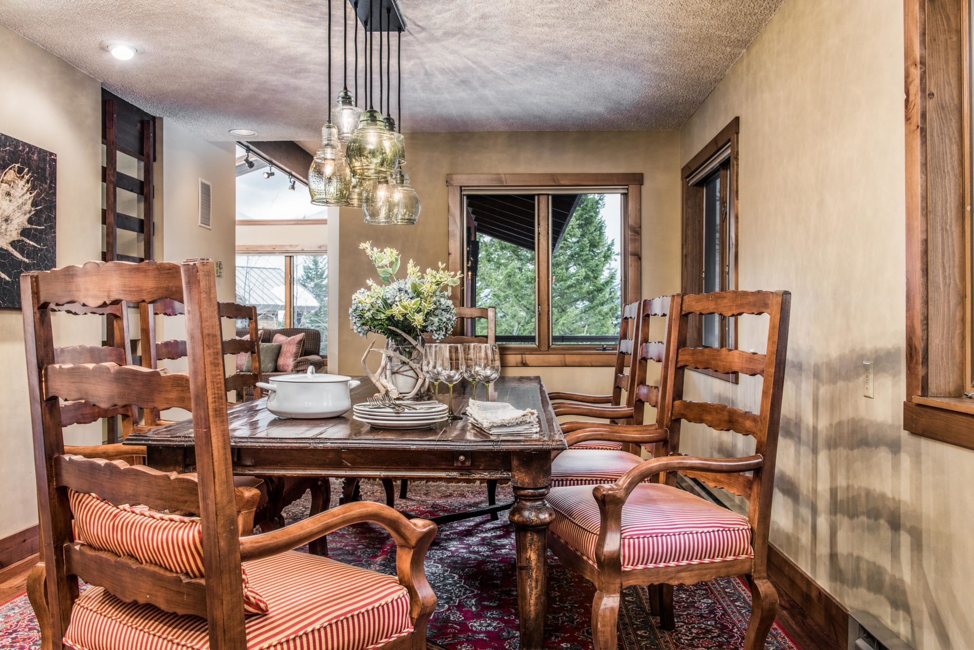 Holly Drive GetAway - Teton Village Ski In Ski Out Real Estate