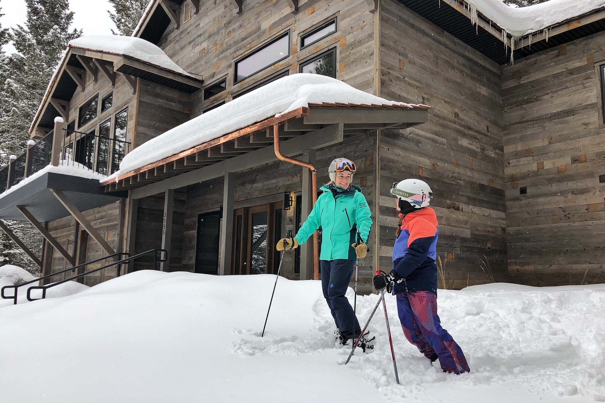Ski In Ski Out Teton Village Real Estate - Stag's Leap