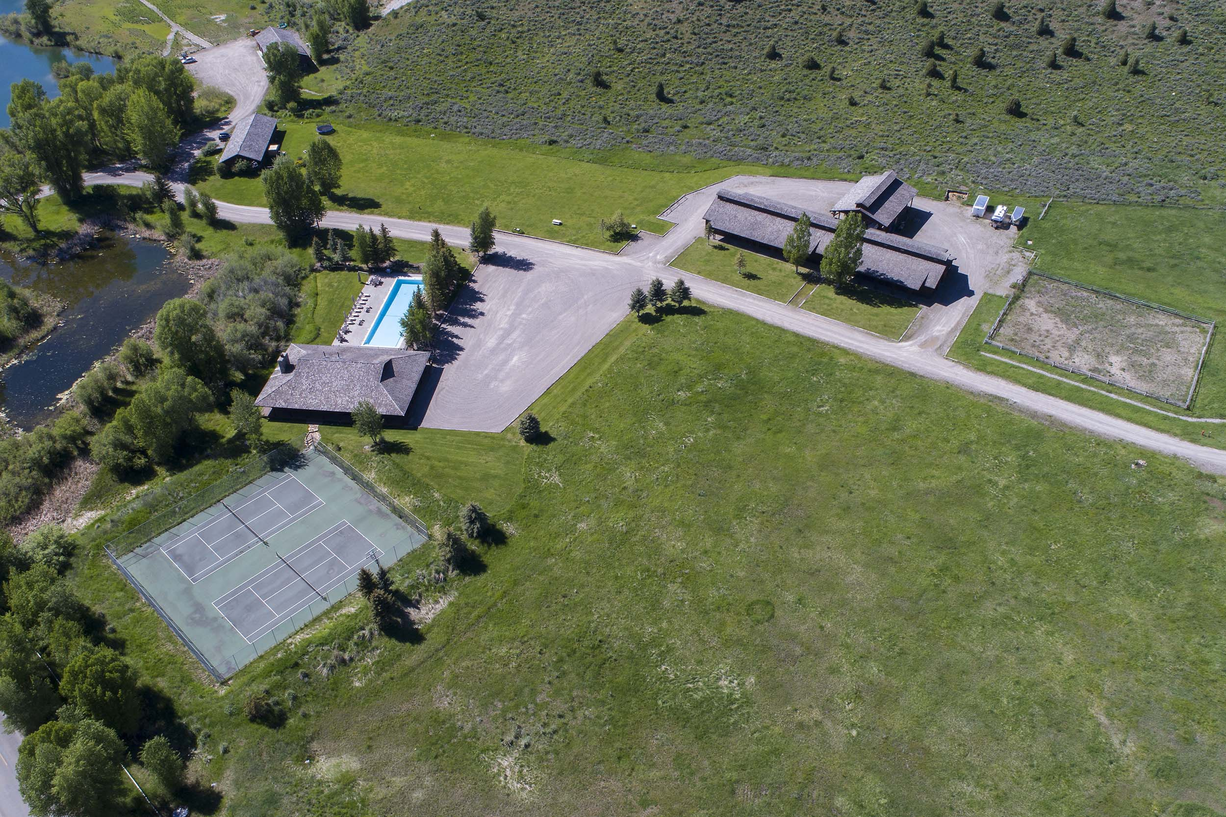 Indian Springs Ranch Enclave - Jackson Hole Real Estate