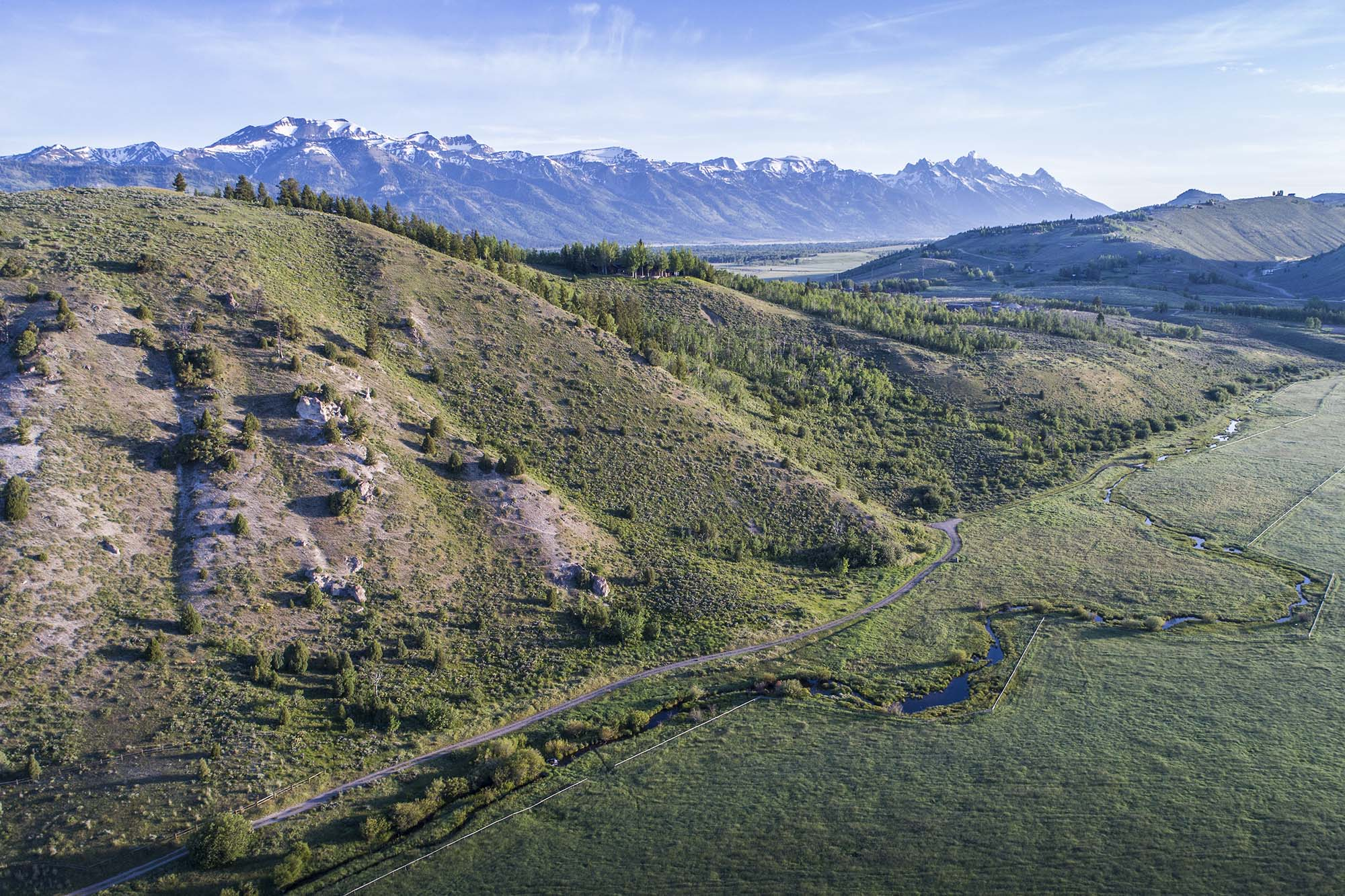 Indian Springs Ranch Conservation Space - Jackson Hole Real Estate