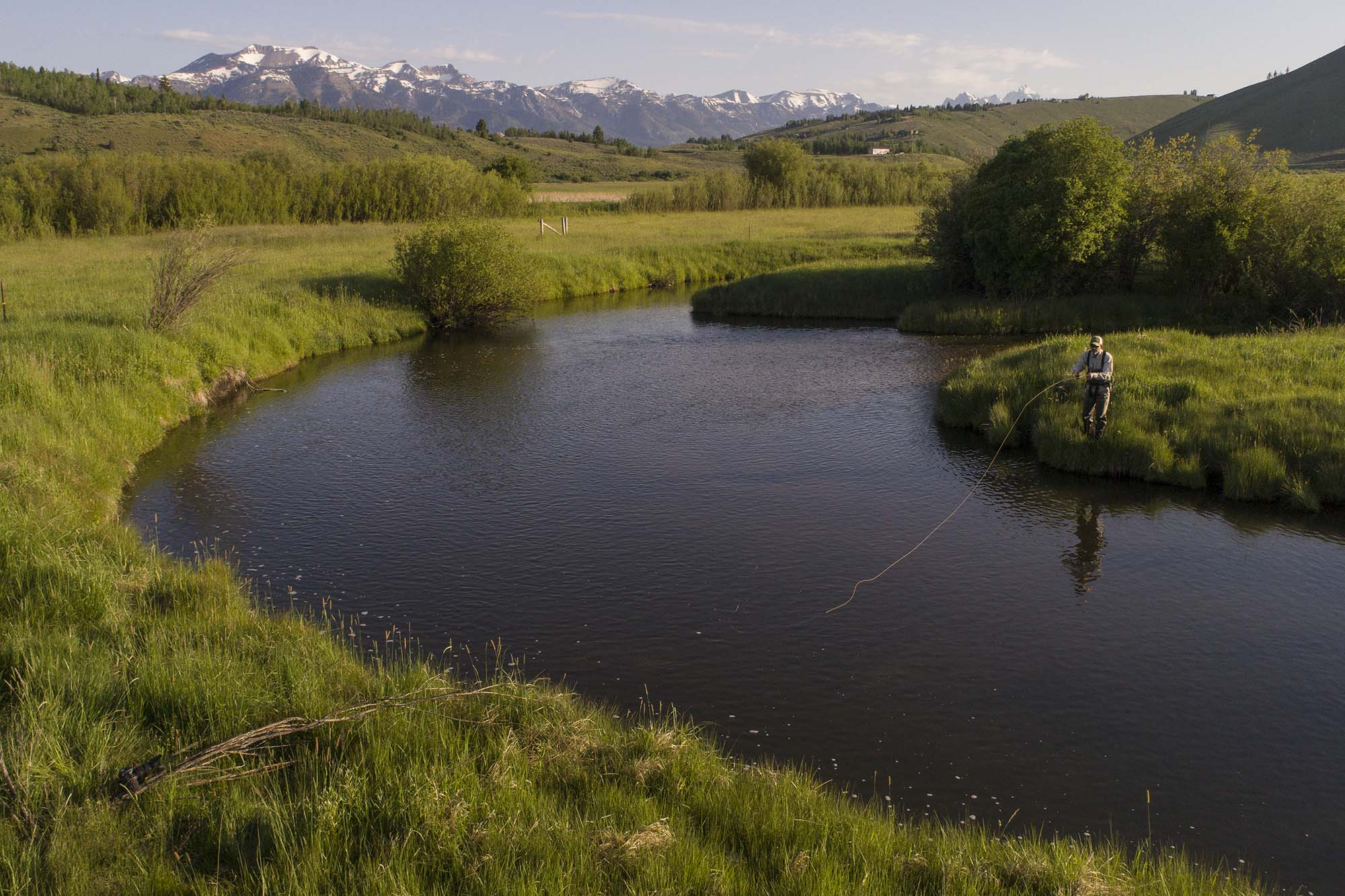Indian Springs Ranch Real Estate - Jackson Hole, Wyoming