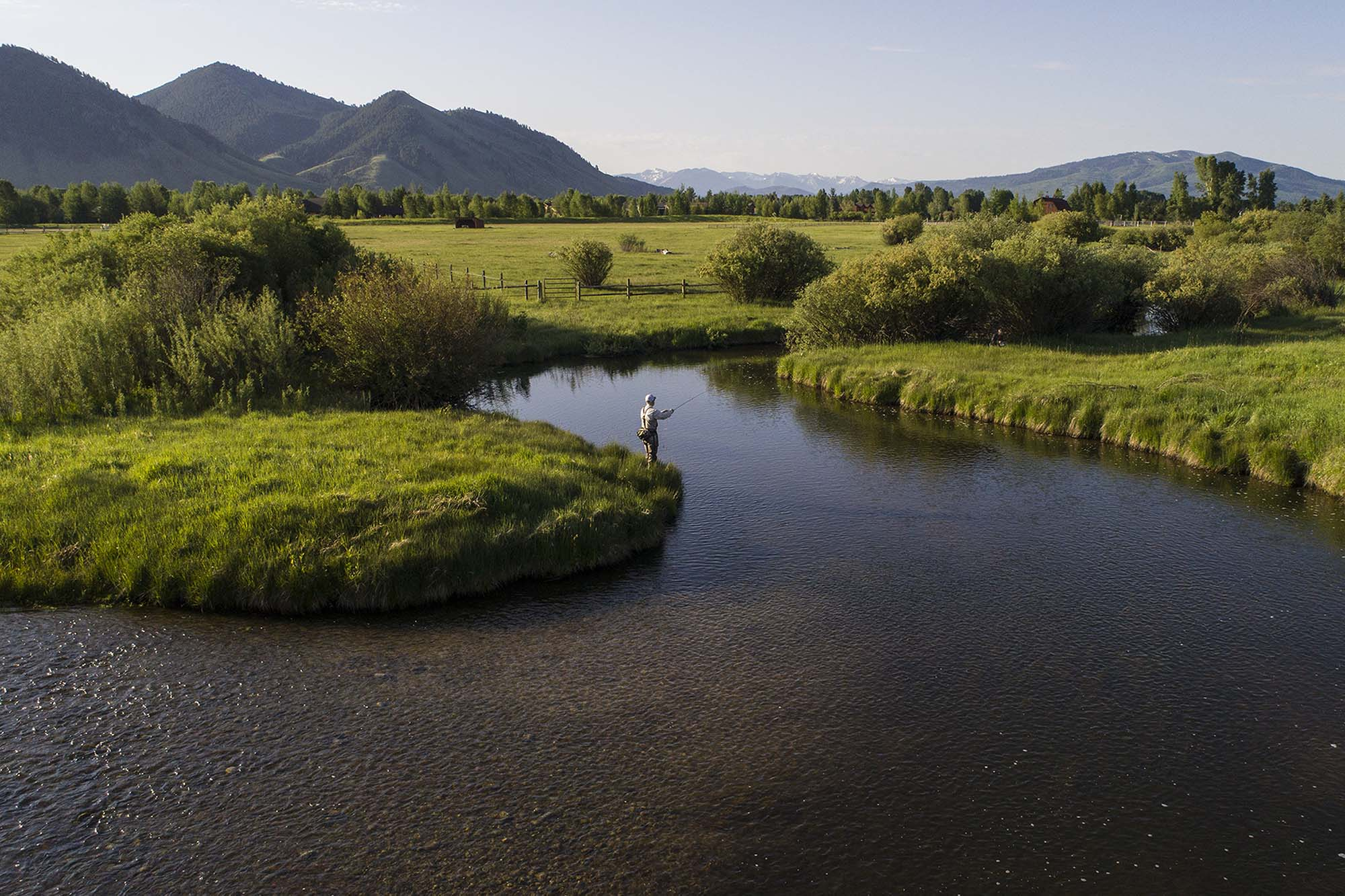 Jackson Hole WY Fly Fishing Properties for Sale