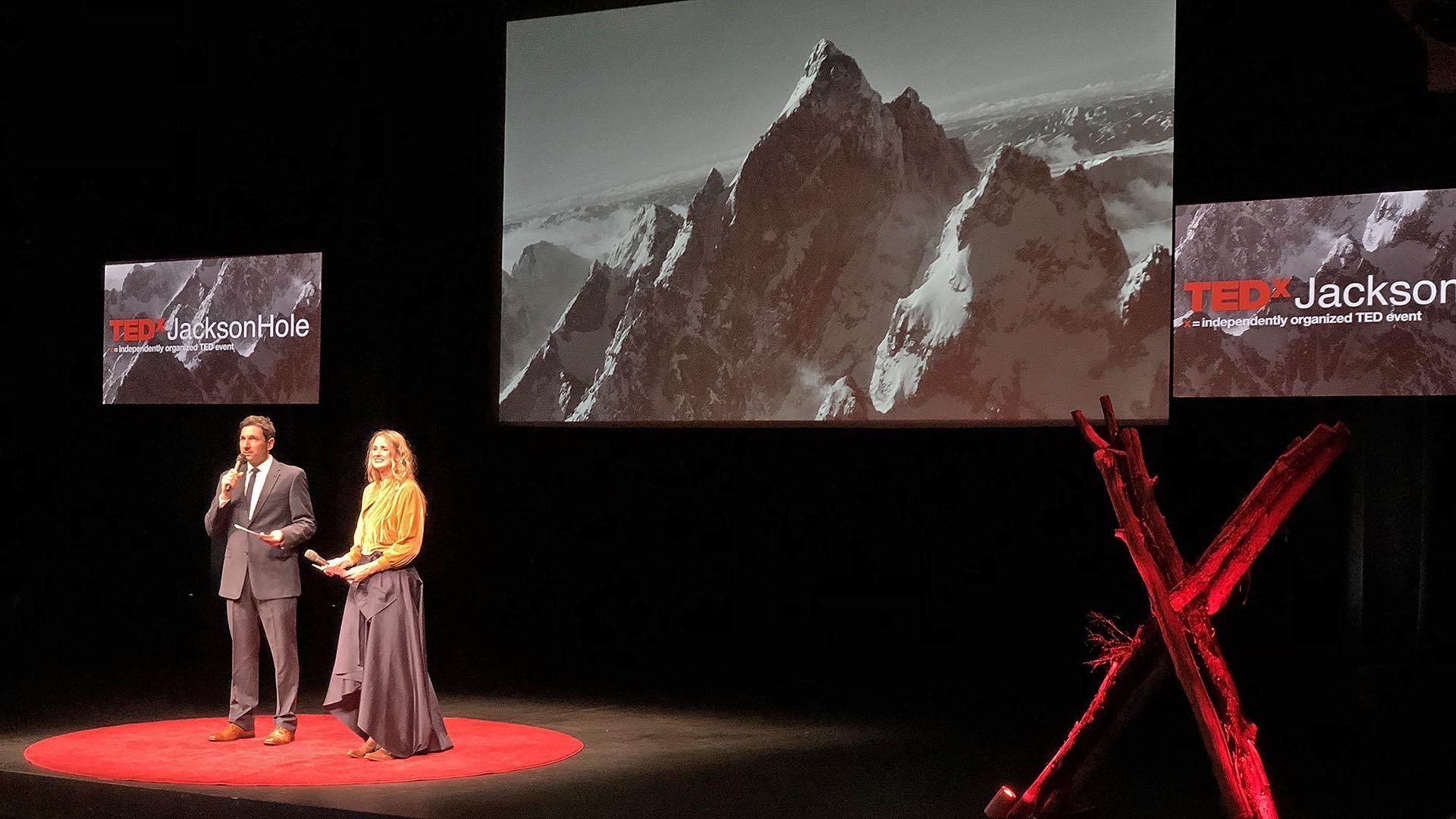 TEDxJacksonHole-2018 Jackson Hole, Wyoming