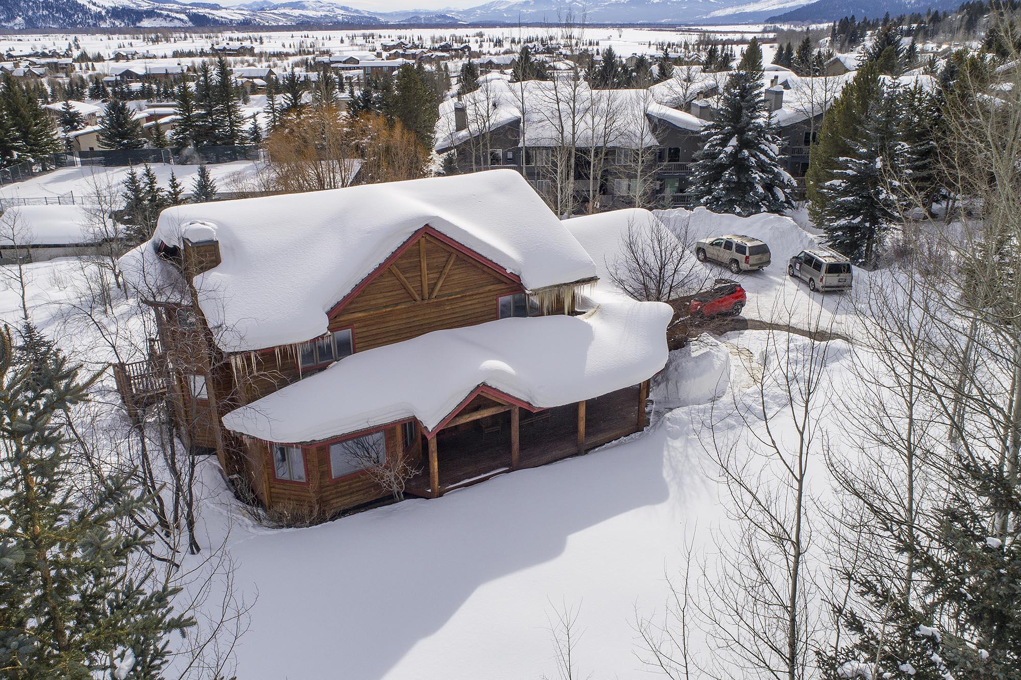 Teton Village Ski Real Estate - Wyoming