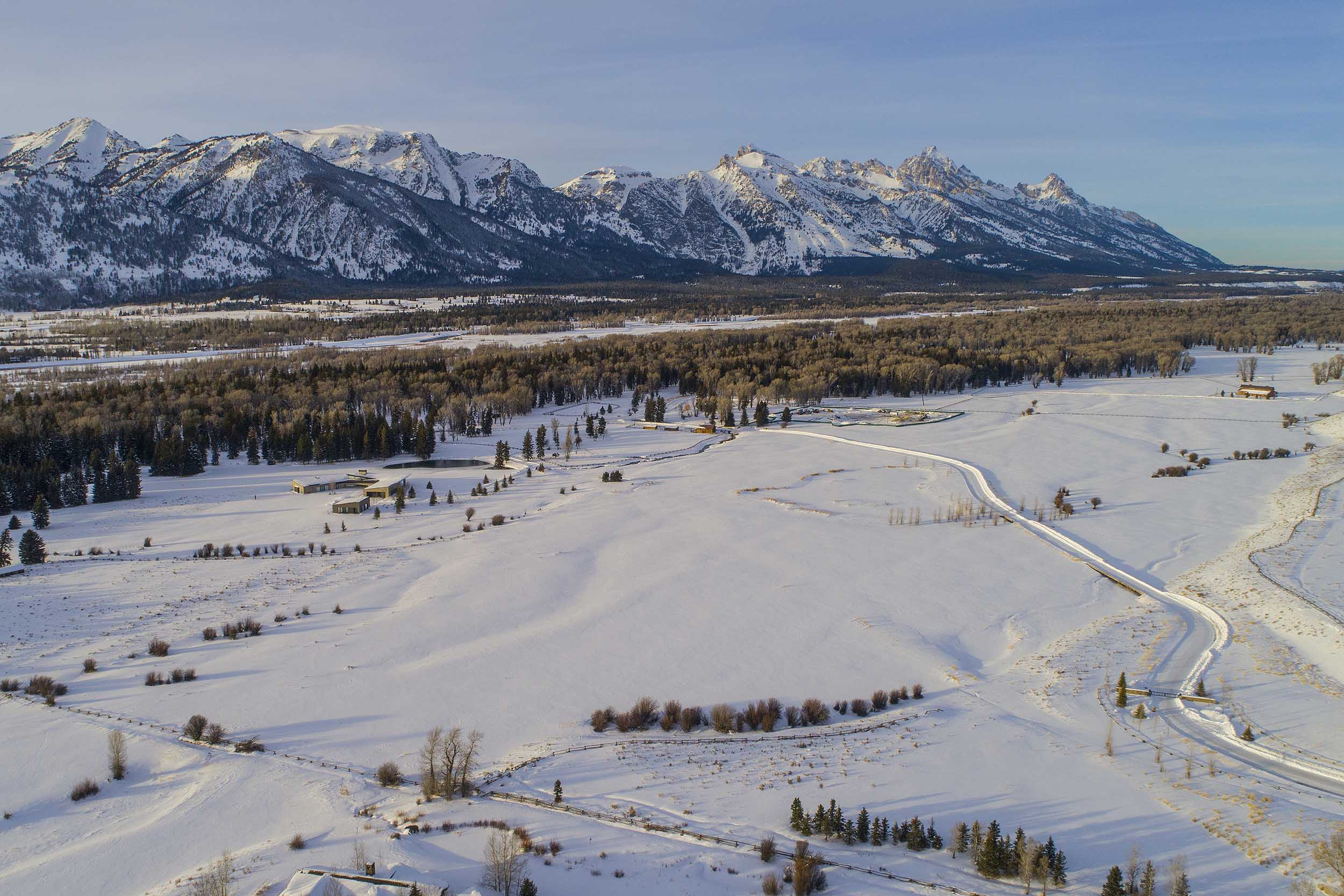 Grandeur at Bar-B-Bar | Jackson Hole Real Estate