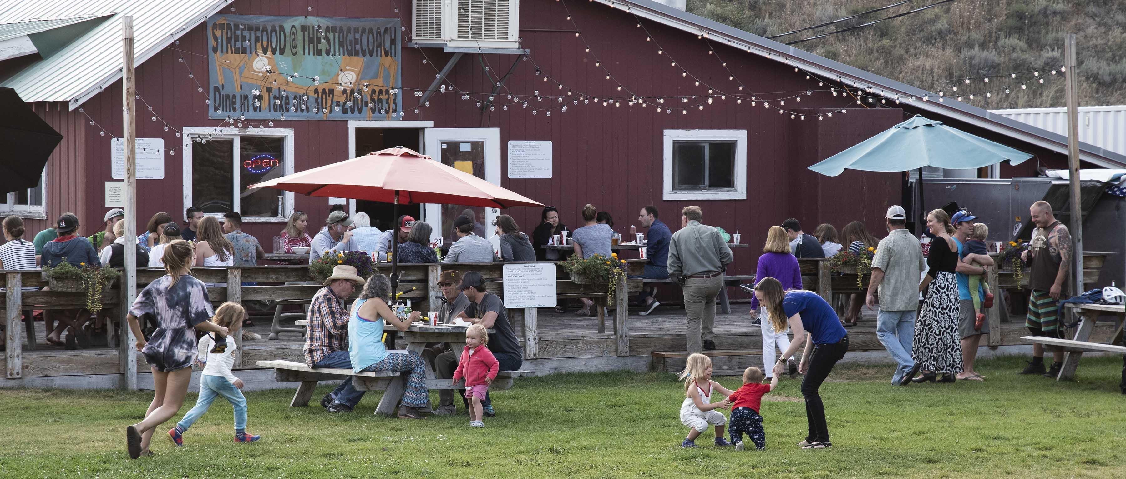 Stagecoach Lawn - Jackson Hole