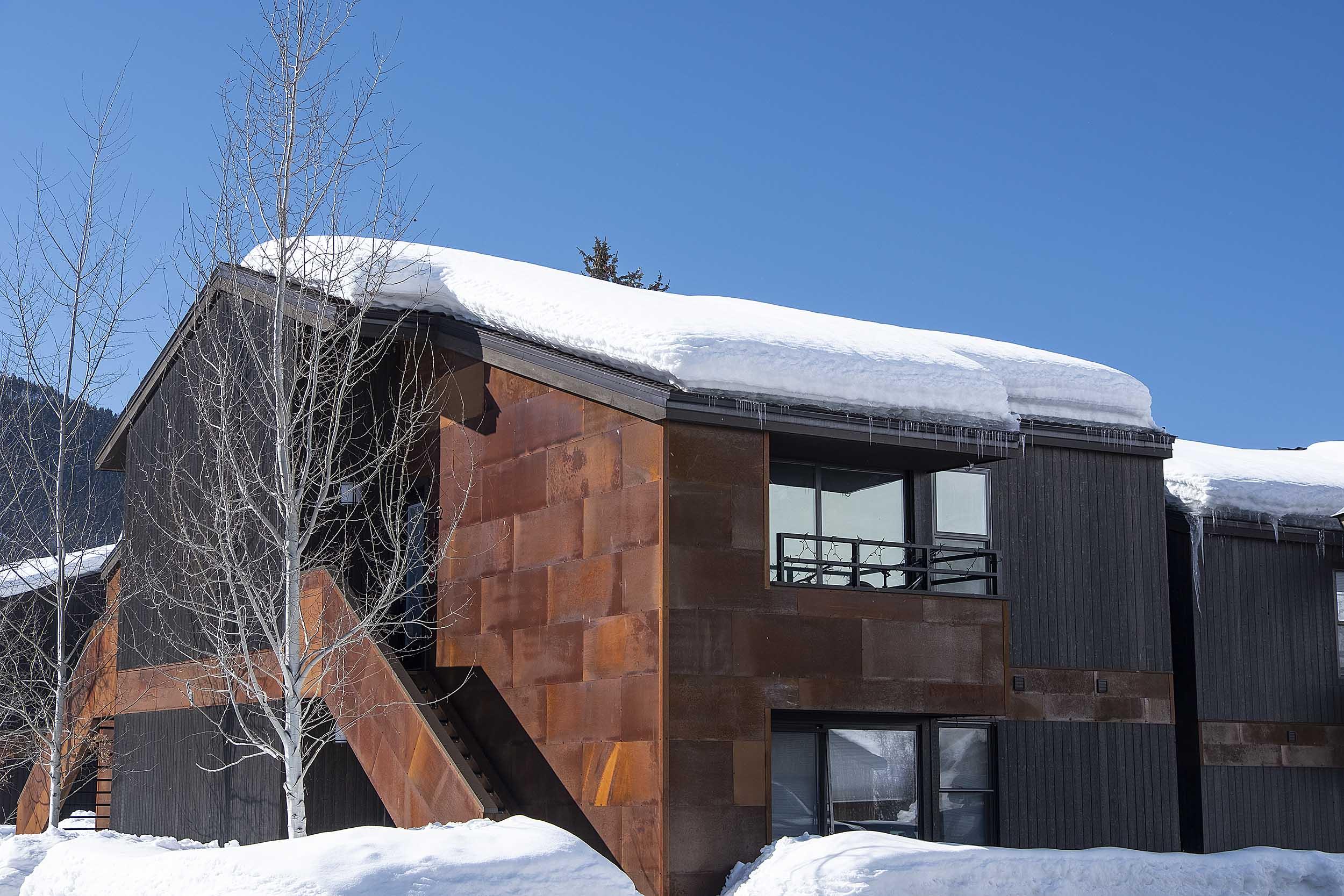 Town Creek Contemporary- Jackson Hole Condo