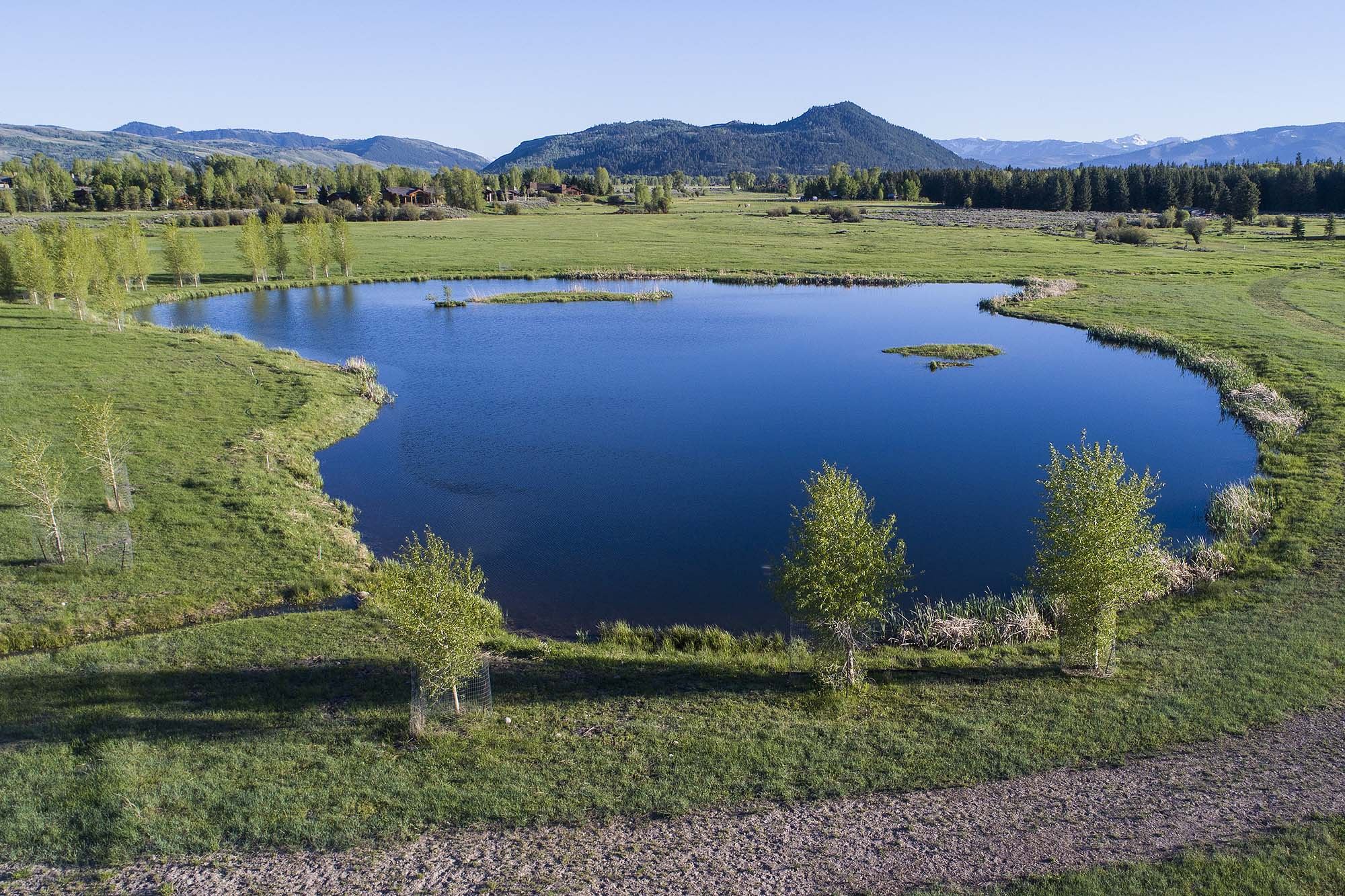 Bar-B-Bar Ranches - Lot 8B - Jackson Hole Real Estate