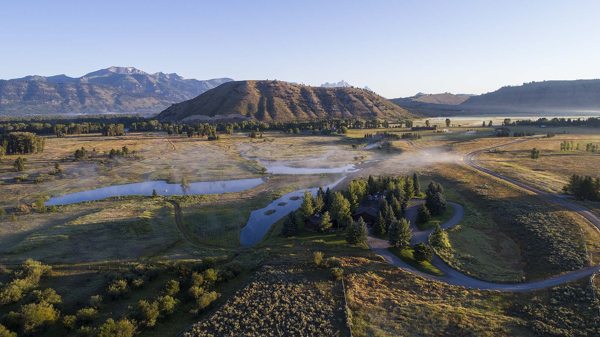 Cody Creek Ranch - Jackson Hole Real Estate