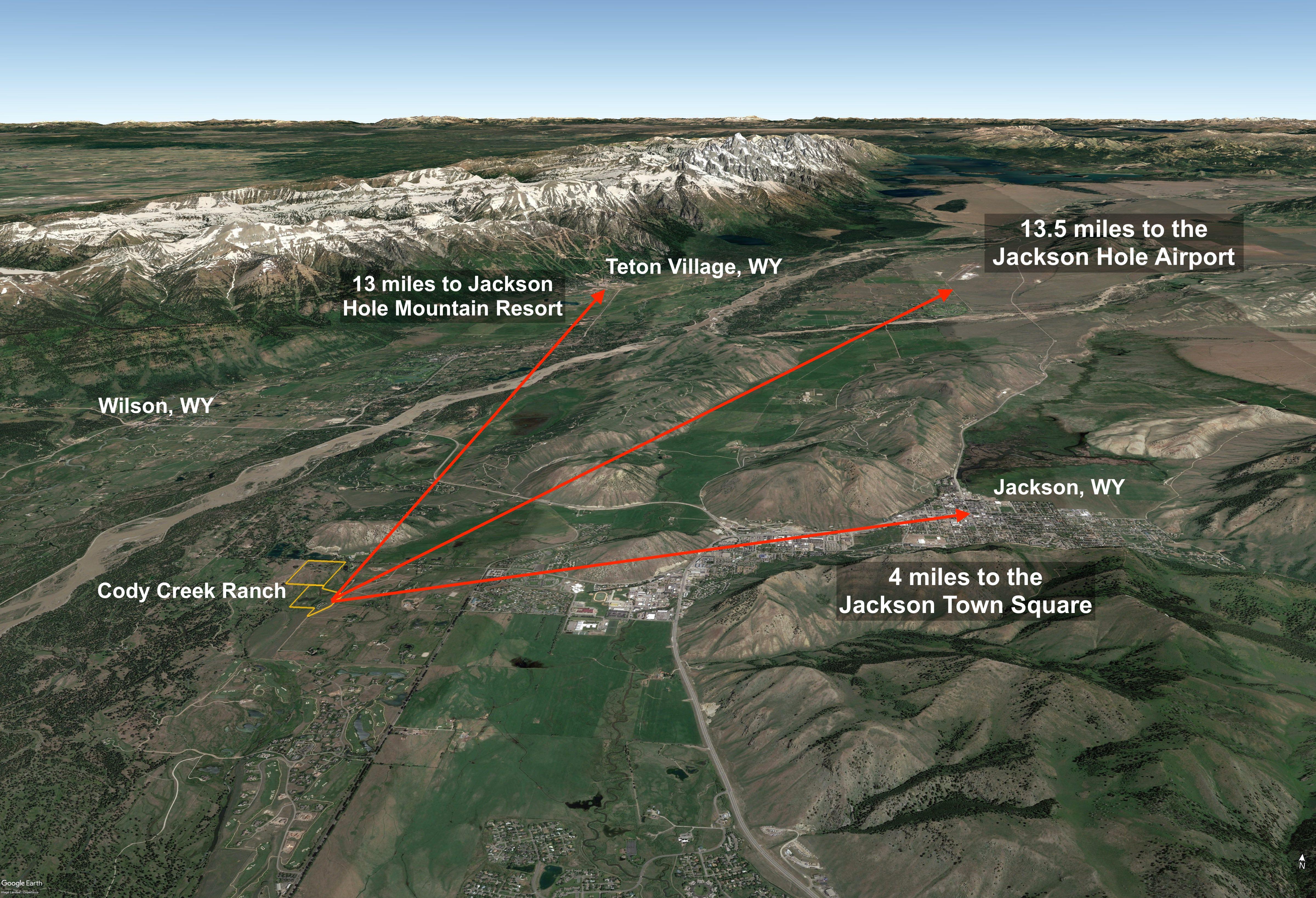 Cody-Creek-Ranch-Location-Map