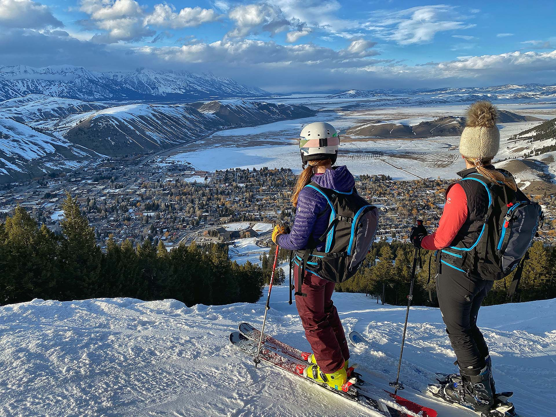 Live in a Safe Haven - Jackson Hole