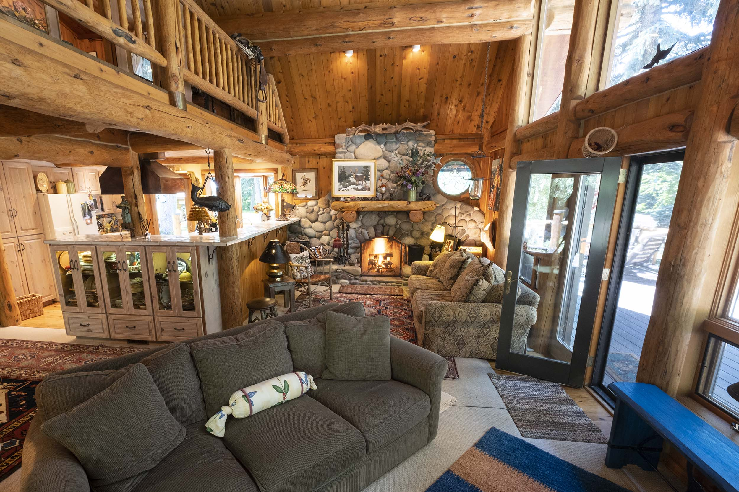 Hoback WY Cabin for Sale Wyoming