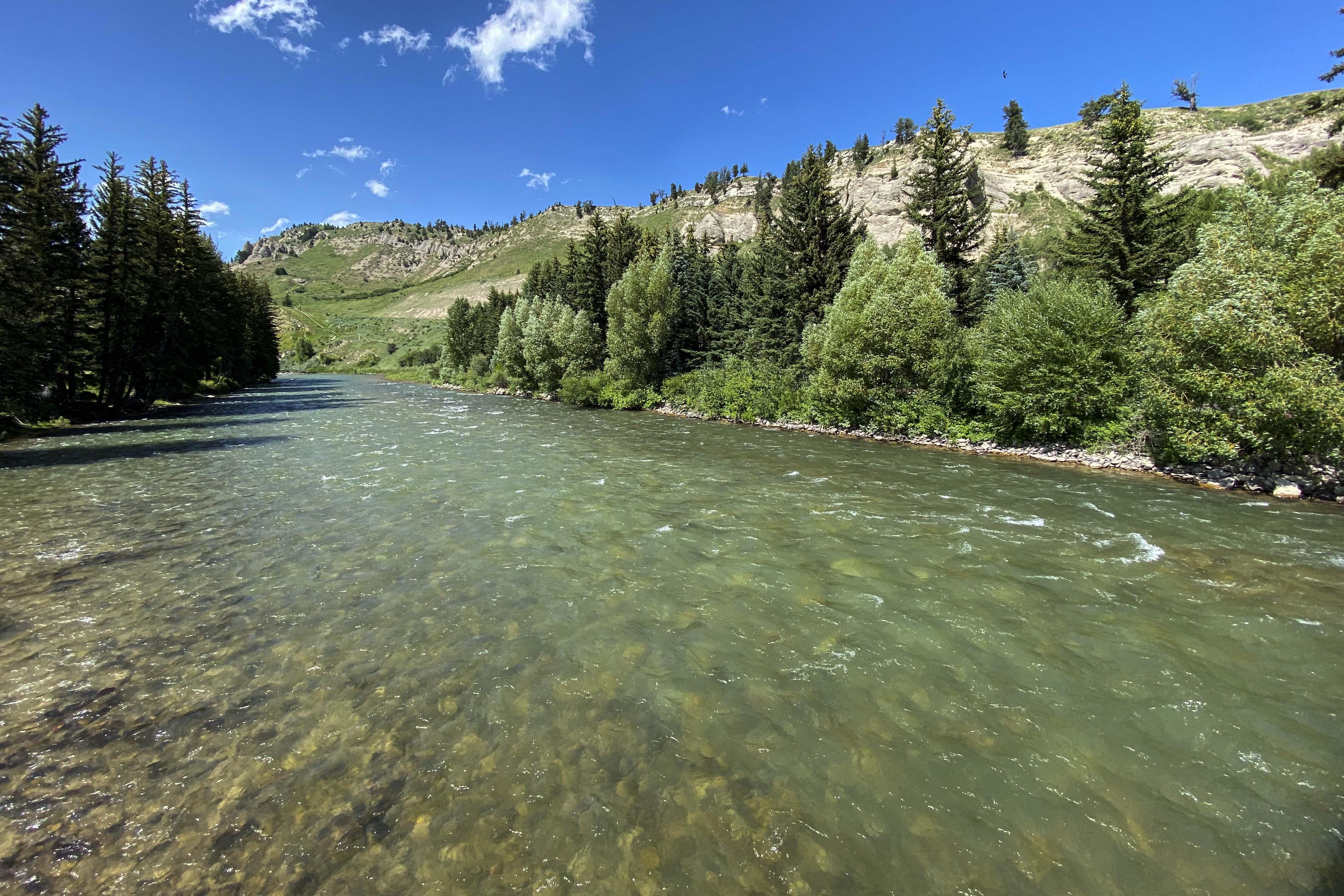 Hoback River, Wyoming