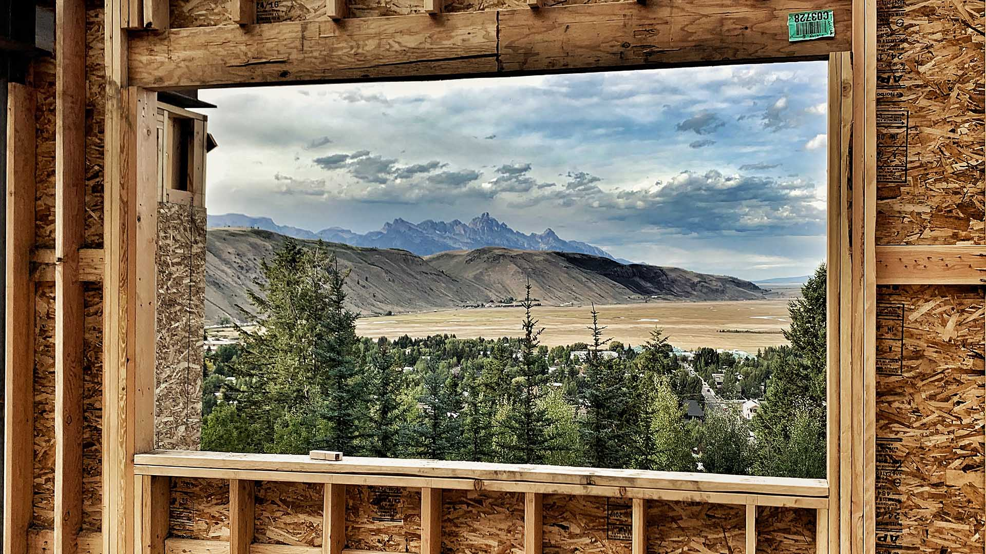 Building Cost in Jackson Hole
