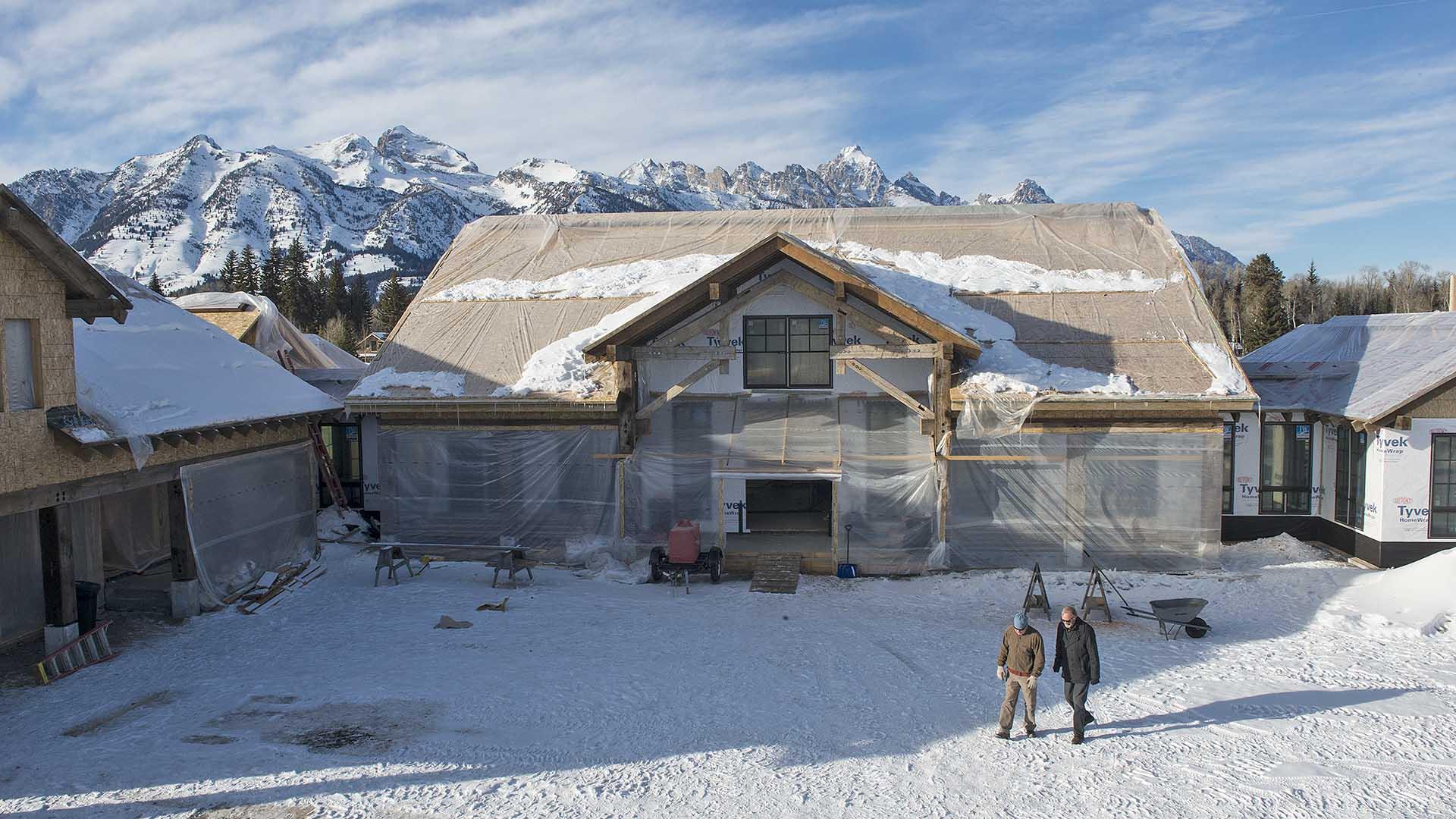 Jackson Hole Building Costs - Jackson Hole Real Estate