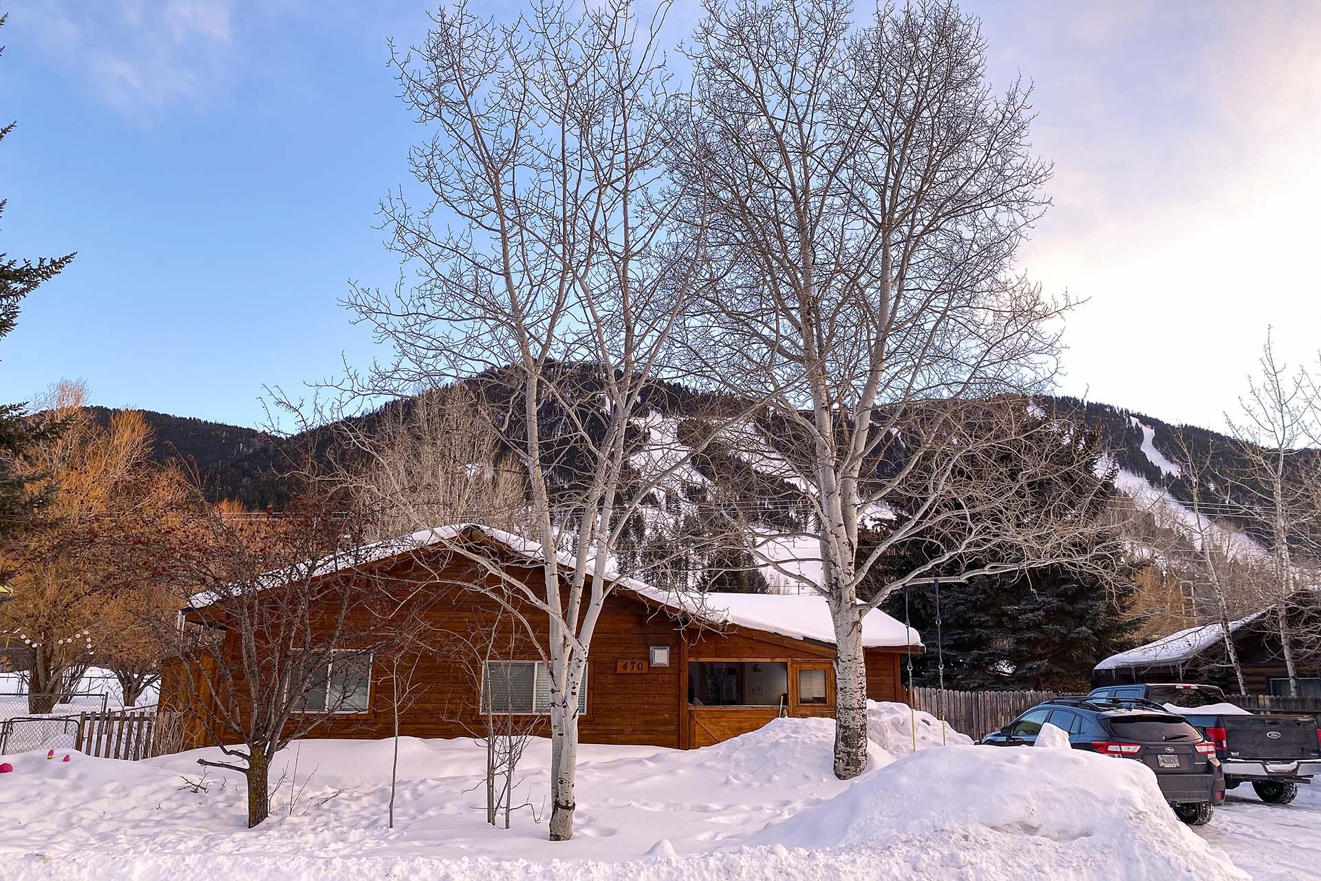 470 E Hansen, Jackson WY Real Estate