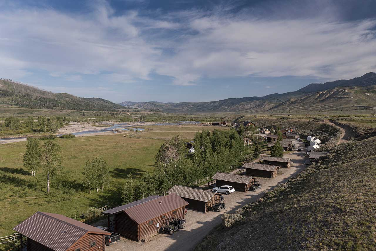 Goosewing Ranch, Jackson Hole, WY
