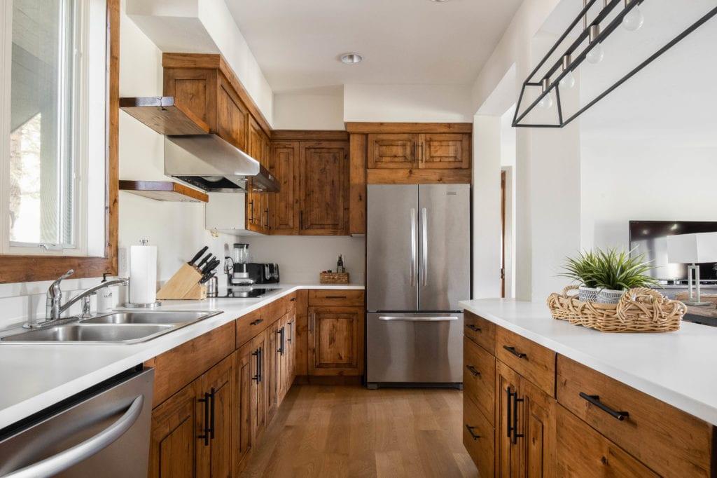 Granite Canyon, Teton Pines Condominium